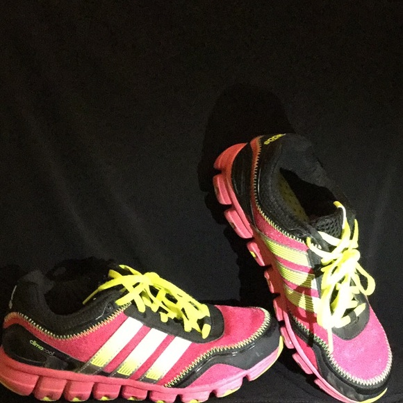 adidas Other - Like New Girls Adidas Climacool Sneakers